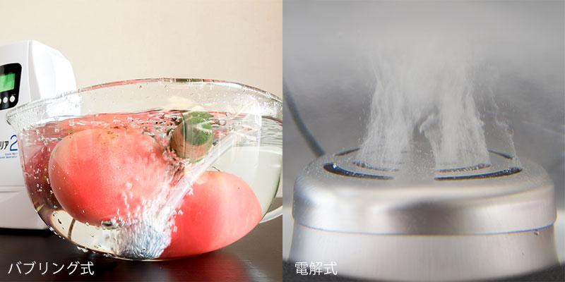 オゾン水生成器の正しい選び方その③〜生成可能濃度の確認