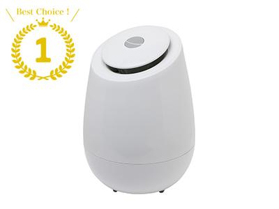 家庭用オゾン発生器部門第1位「オゾンクルーラー」