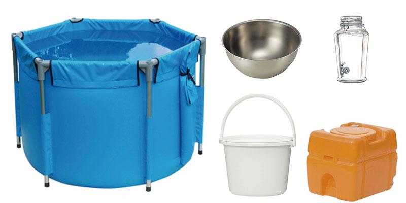 オゾン水生成器の正しい選び方その②〜処理可能水量の確認
