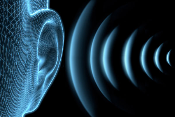 騒音値の目安表
