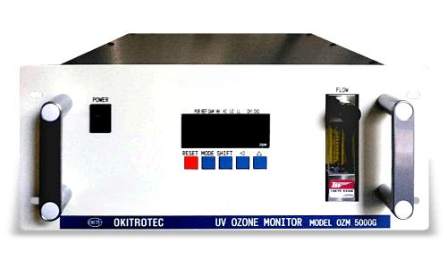 オゾンモニタ OZM-5000Gシリーズ