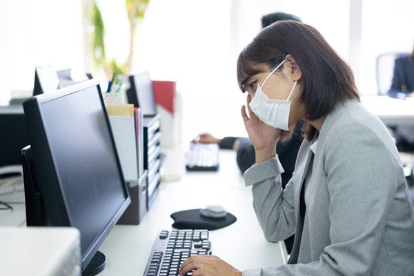 3.インフルエンザを発症しにくい空間にできる