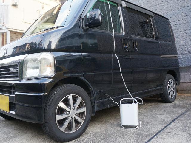車消臭に人気が高いオースリークリア3