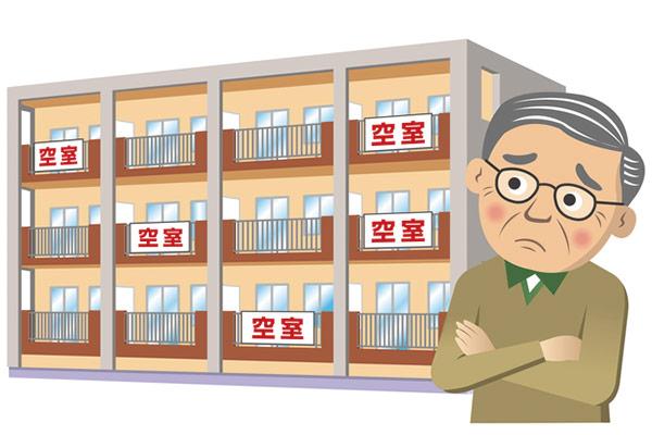 1.良い条件なのに空室が続く物件を減らすことができる