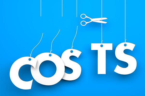 オゾンのメリット④ ランニングコスト