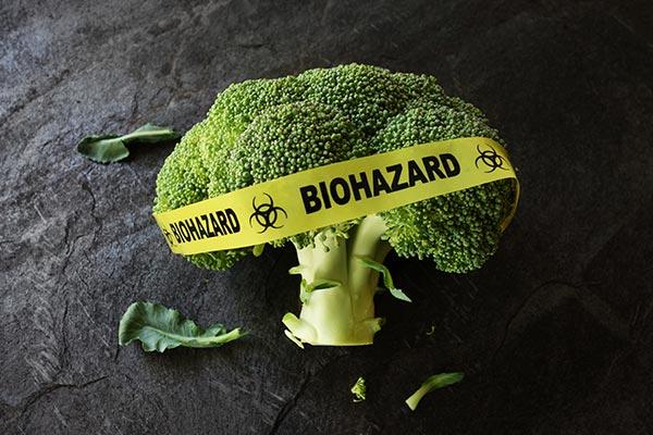 農作物や土壌に残留する農薬