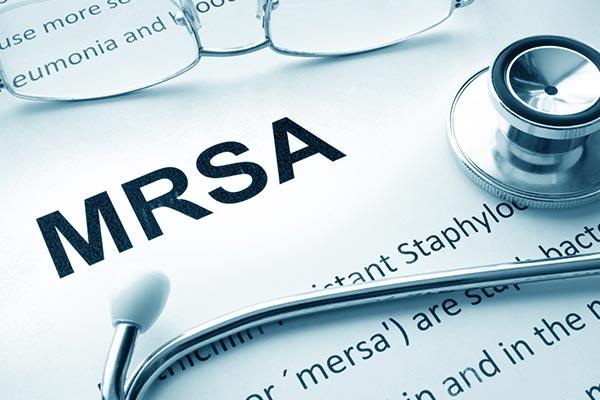 MRSAとVREへの殺菌効果