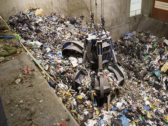ゴミ焼却施設におけるダイオキシン類の削減