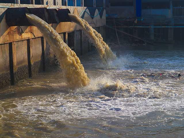 ダイオキシンの排水への影響