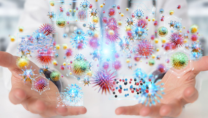 オゾンはどのようなウイルスに効果があるのか