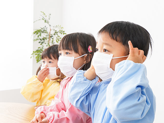 幼稚園や保育園のコロナ対策